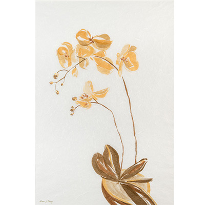 Golden Orchid 1