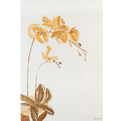 Golden Orchid 2